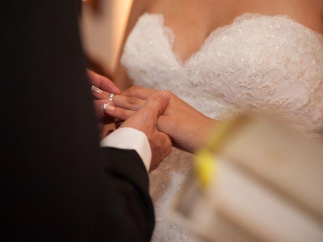 La boda de Max y Yess en Corullon, León 45