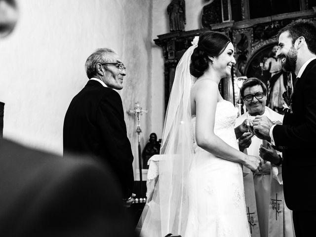 La boda de Max y Yess en Corullon, León 46