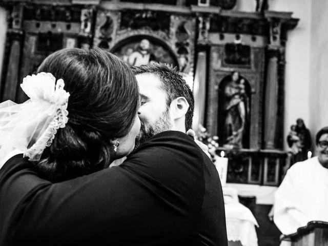 La boda de Max y Yess en Corullon, León 49