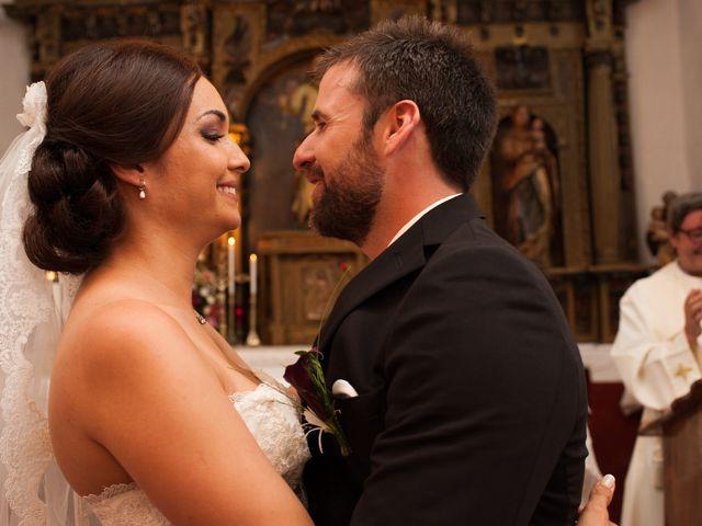 La boda de Max y Yess en Corullon, León 51