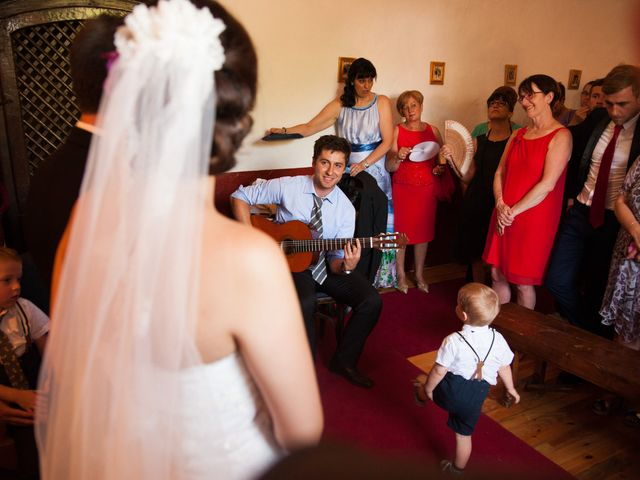 La boda de Max y Yess en Corullon, León 59