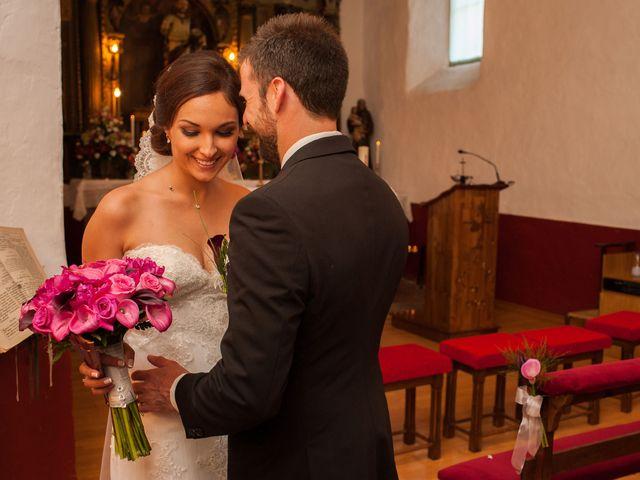 La boda de Max y Yess en Corullon, León 60