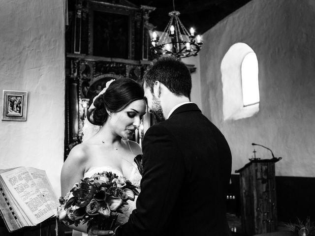 La boda de Max y Yess en Corullon, León 61