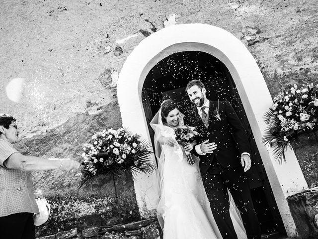 La boda de Max y Yess en Corullon, León 62