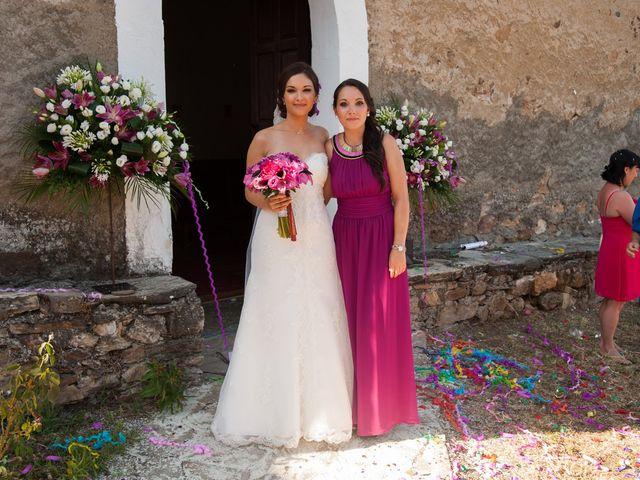 La boda de Max y Yess en Corullon, León 67