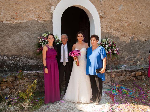 La boda de Max y Yess en Corullon, León 68