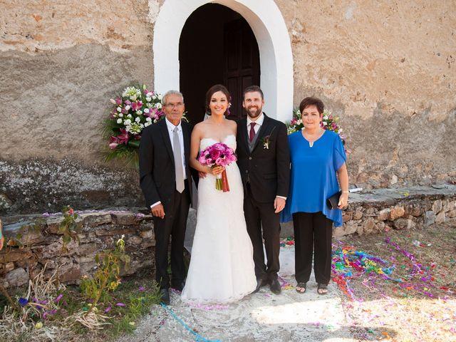 La boda de Max y Yess en Corullon, León 69