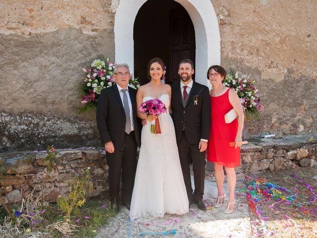 La boda de Max y Yess en Corullon, León 71