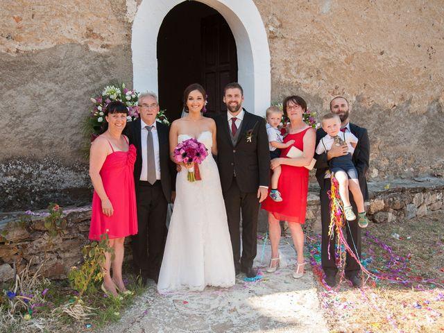 La boda de Max y Yess en Corullon, León 72