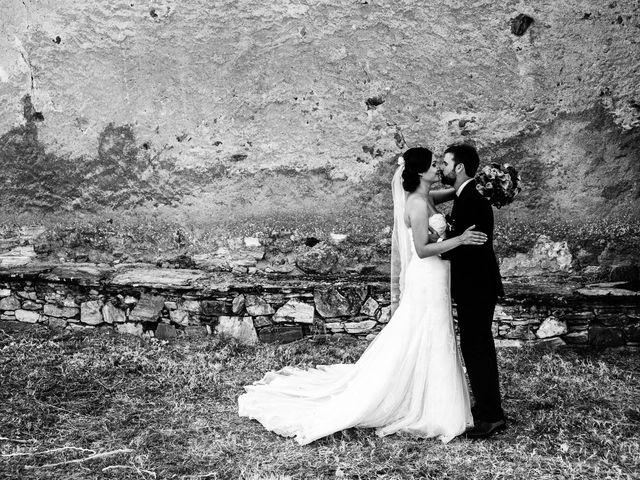 La boda de Max y Yess en Corullon, León 73