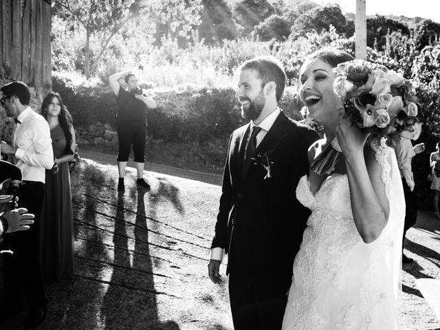 La boda de Max y Yess en Corullon, León 74