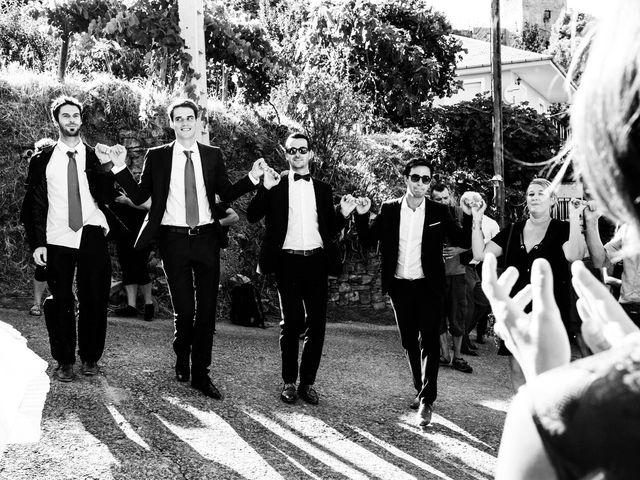 La boda de Max y Yess en Corullon, León 75