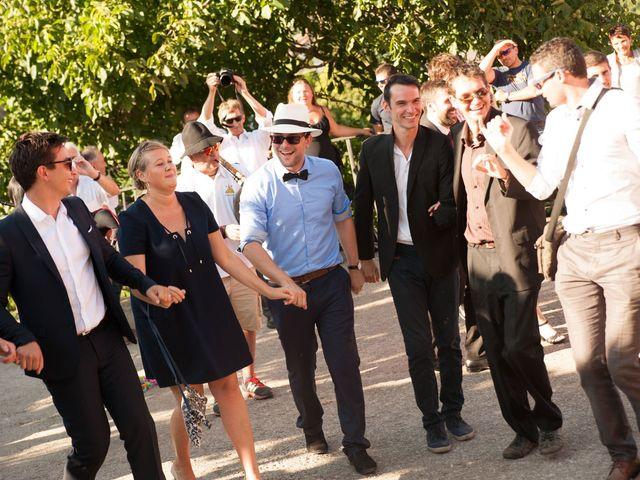 La boda de Max y Yess en Corullon, León 76