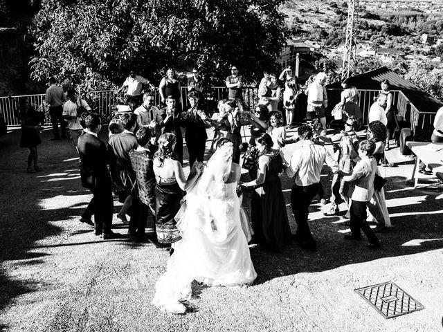 La boda de Max y Yess en Corullon, León 77