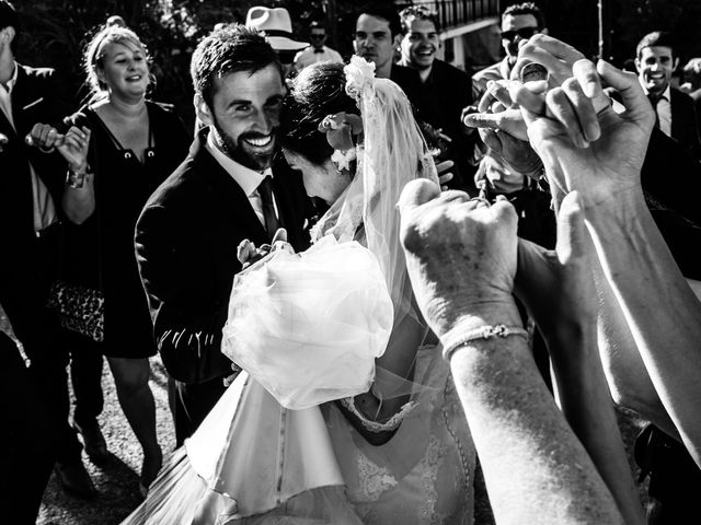 La boda de Max y Yess en Corullon, León 78