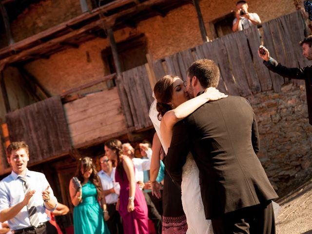 La boda de Max y Yess en Corullon, León 79