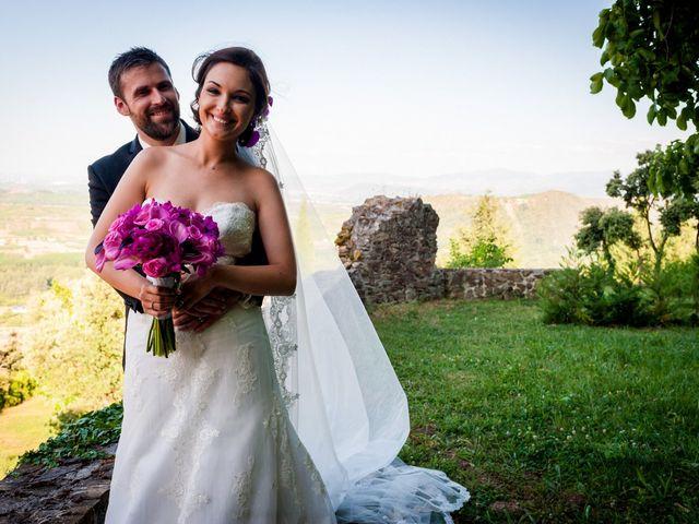 La boda de Max y Yess en Corullon, León 87