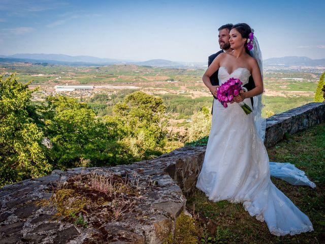 La boda de Max y Yess en Corullon, León 88