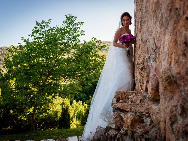 La boda de Max y Yess en Corullon, León 89