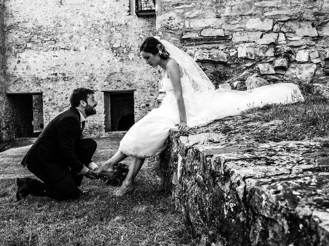 La boda de Max y Yess en Corullon, León 90