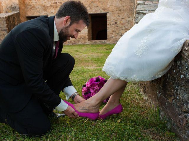 La boda de Max y Yess en Corullon, León 91