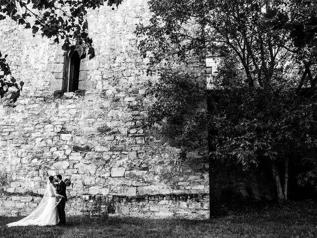 La boda de Max y Yess en Corullon, León 98