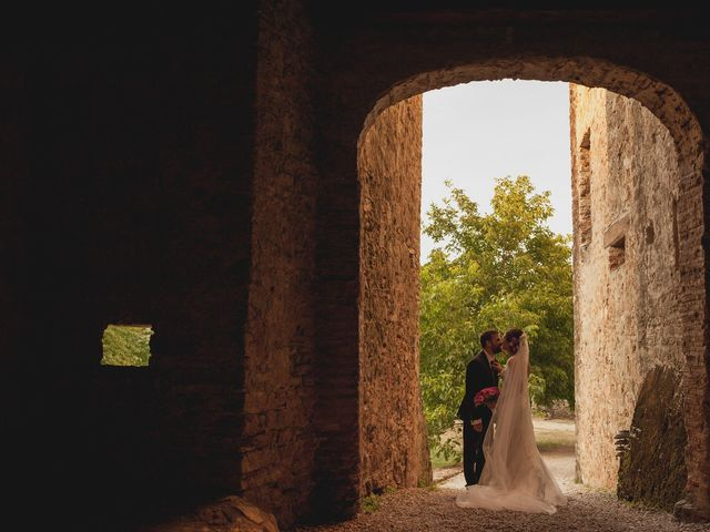 La boda de Max y Yess en Corullon, León 101