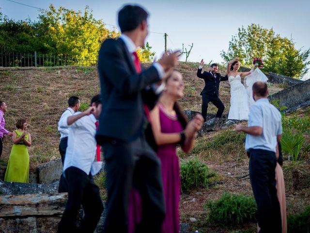 La boda de Max y Yess en Corullon, León 104