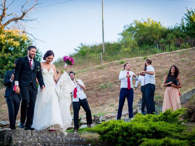 La boda de Max y Yess en Corullon, León 105