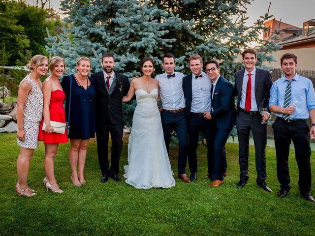 La boda de Max y Yess en Corullon, León 110