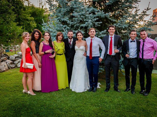 La boda de Max y Yess en Corullon, León 111