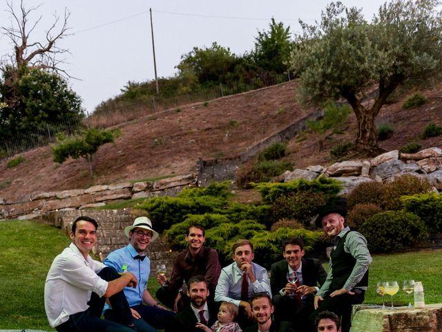 La boda de Max y Yess en Corullon, León 117