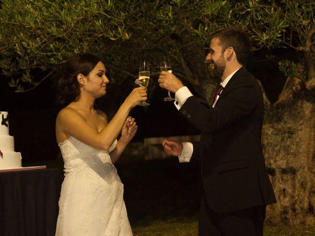 La boda de Max y Yess en Corullon, León 134