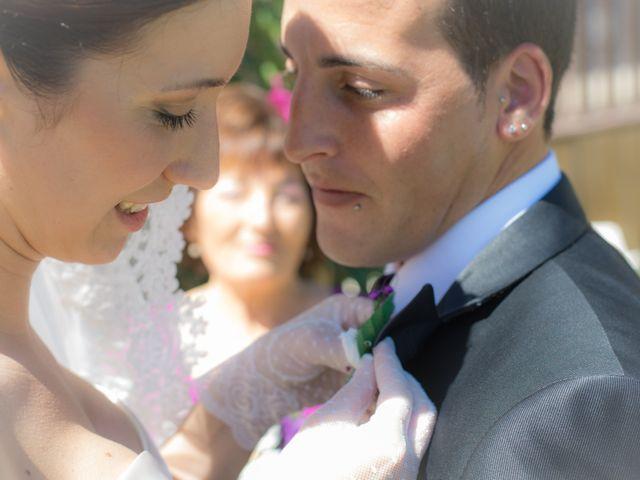 La boda de Sara y Gonzalo