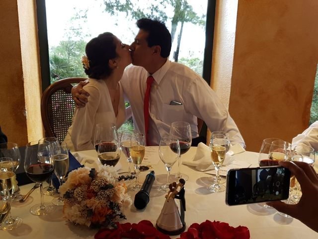 La boda de Luis  y Andrea  en Barcelona, Barcelona 3