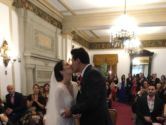 La boda de Luis  y Andrea  en Barcelona, Barcelona 4