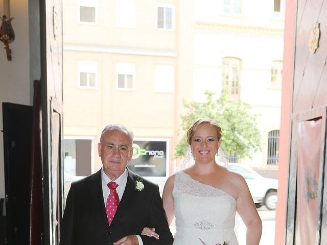 La boda de Rafael y Maria en Espartinas, Sevilla 11