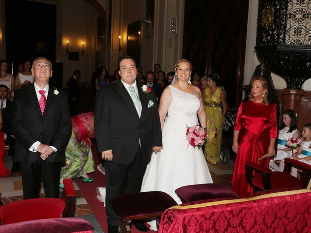 La boda de Rafael y Maria en Espartinas, Sevilla 12