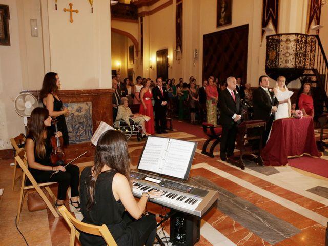 La boda de Rafael y Maria en Espartinas, Sevilla 16