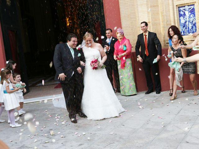 La boda de Rafael y Maria en Espartinas, Sevilla 18