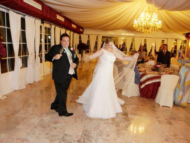 La boda de Rafael y Maria en Espartinas, Sevilla 23