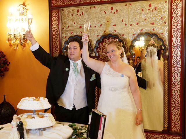 La boda de Rafael y Maria en Espartinas, Sevilla 24