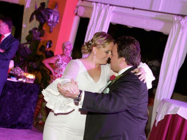 La boda de Rafael y Maria en Espartinas, Sevilla 27
