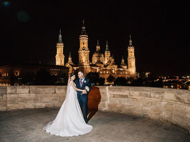 La boda de Aitor y Jéssica en Zaragoza, Zaragoza 47