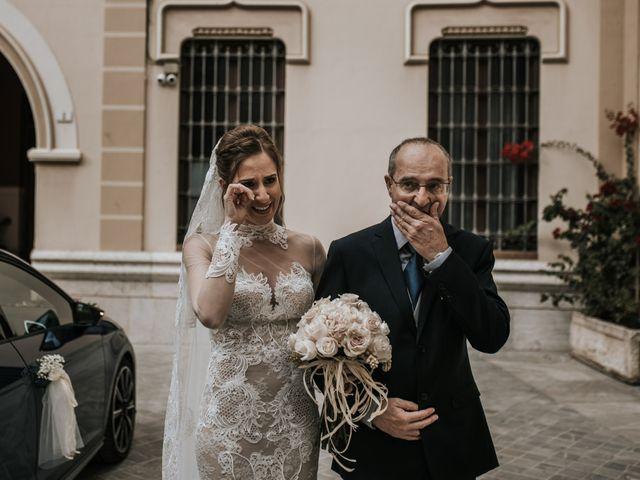 La boda de Miguel y Miriam en Estación De Cartama, Málaga 13