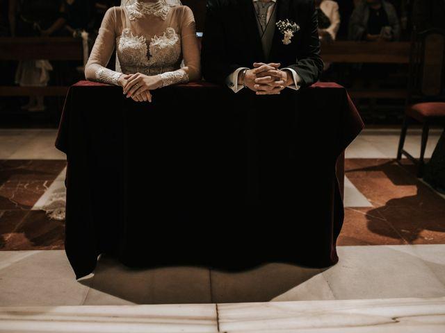 La boda de Miguel y Miriam en Estación De Cartama, Málaga 21