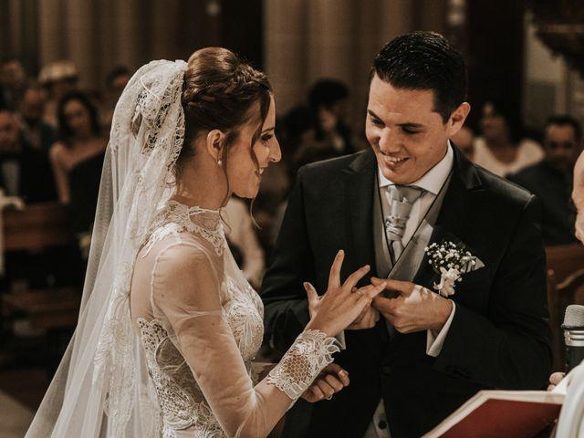 La boda de Miguel y Miriam en Estación De Cartama, Málaga 27