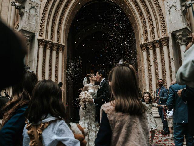 La boda de Miguel y Miriam en Estación De Cartama, Málaga 31