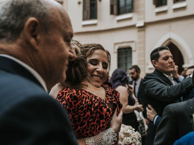 La boda de Miguel y Miriam en Estación De Cartama, Málaga 32