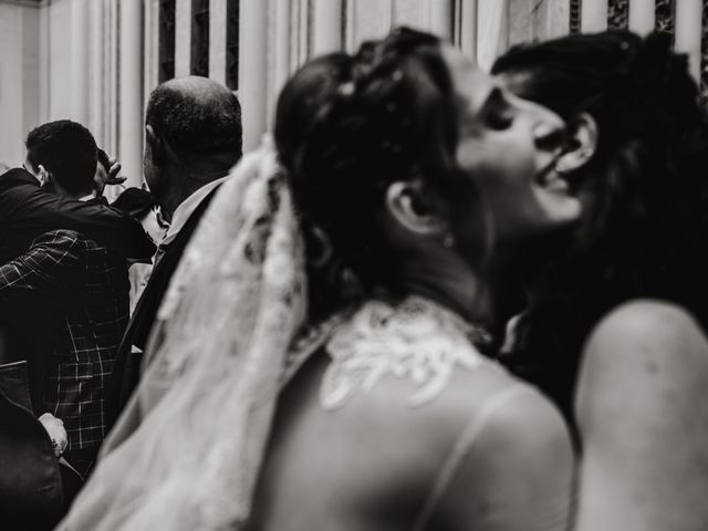 La boda de Miguel y Miriam en Estación De Cartama, Málaga 33